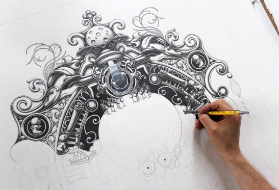 illustration Joe Fenten