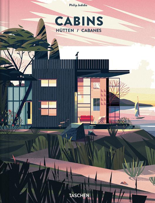 Couverture livre Cabins Taschen