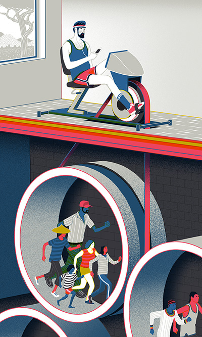 illustration Sam Chivers