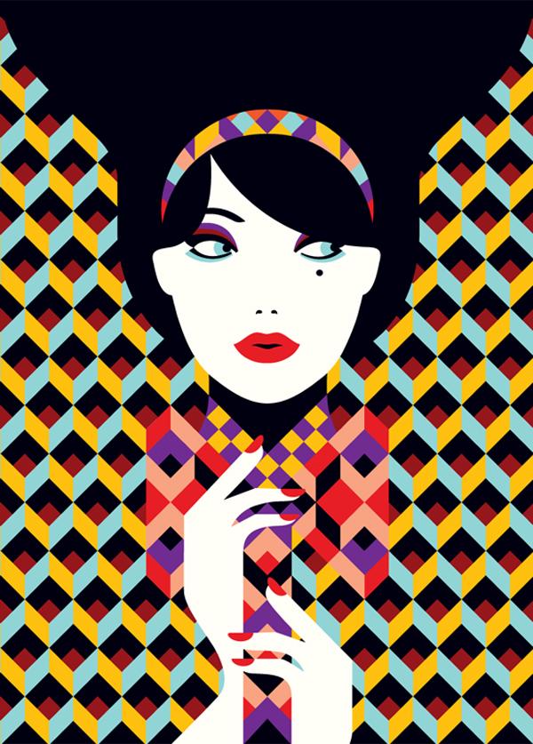 Illustration de Malika Fabre