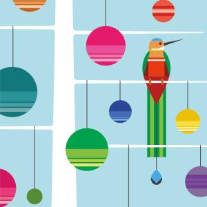 Zoom sur l'illustration Sapin de Noël